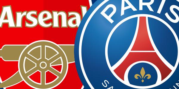 Arsenal PSG