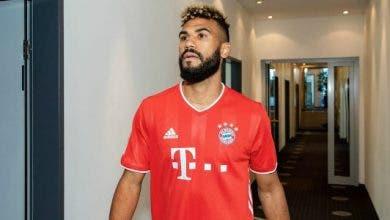 Choupo-Moting Bayern Munich