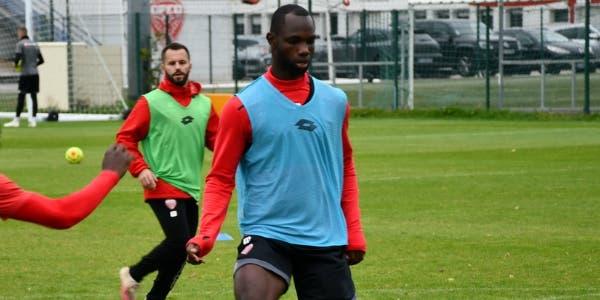 Moussa Konaté à Dijon