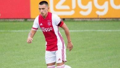 Lisandro Martinez à l'Ajax