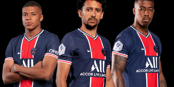 internationaux psg