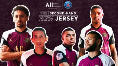 second hand psg all