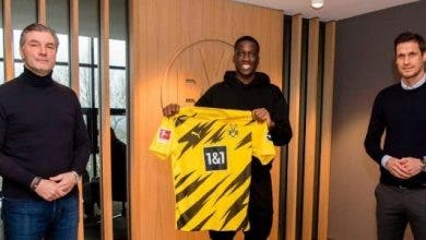 Coulibaly bvb