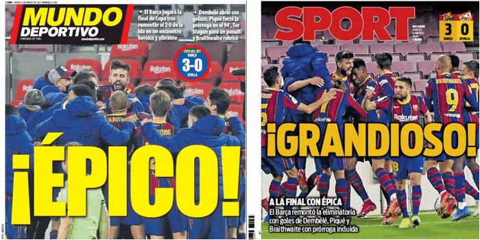presse catalane