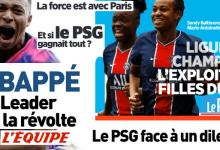 PSG 19 avril 2021