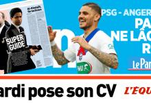 PSG 22 avril 2021