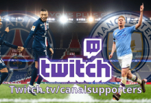 Twitch PSG CITY