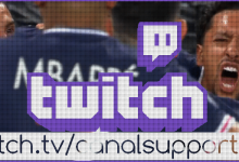 twitch canal supporters PSG