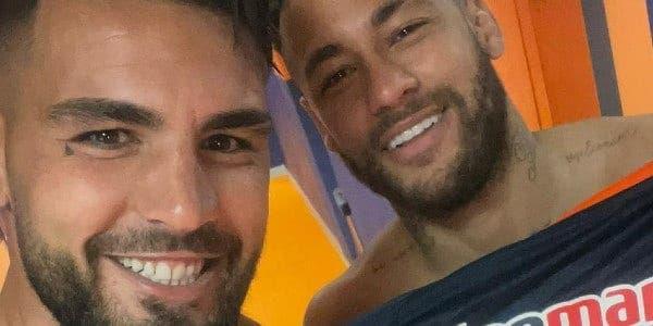 Delort Neymar