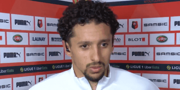 Marquinhos : « C'était difficile d'aller chercher la victoire »