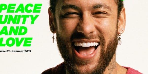 Neymar GQ