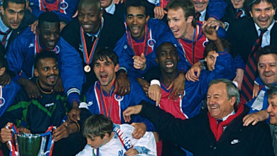 PSG 1996