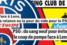 PSG 1er mai 2021