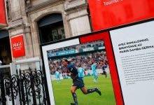 Exposition PSG Hotel de Ville Paris