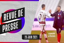 PSG 23 juin 2021