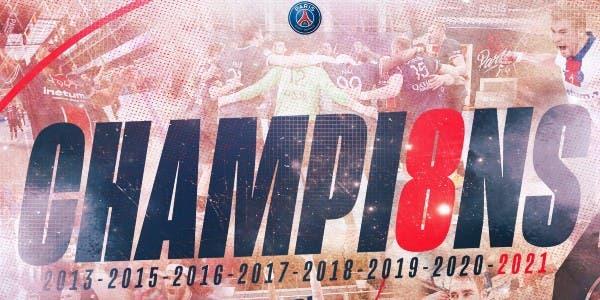 PSG Handball Champion