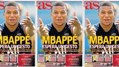 as 16 juillet 21 PSG Mbappé