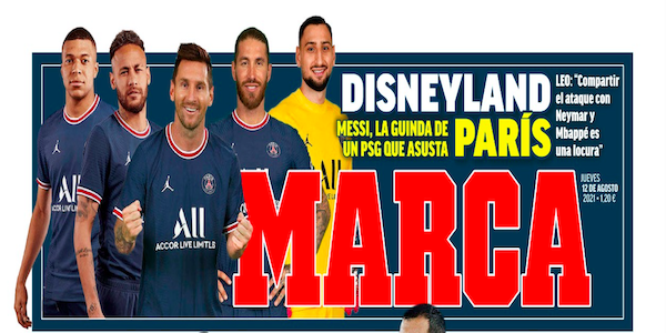 Marca PSG