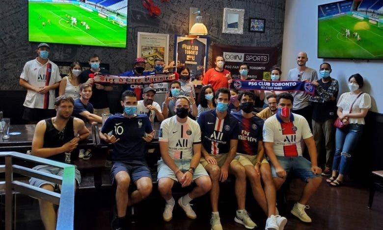 PSG Fan Club_Toronto
