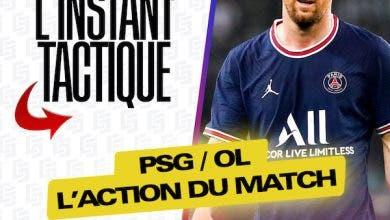 Tactique PSG