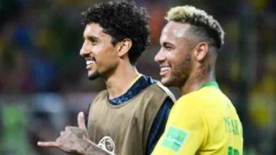 Marquinhos Neymar