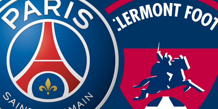 PSG-Clermont