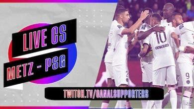 Twitch PSG